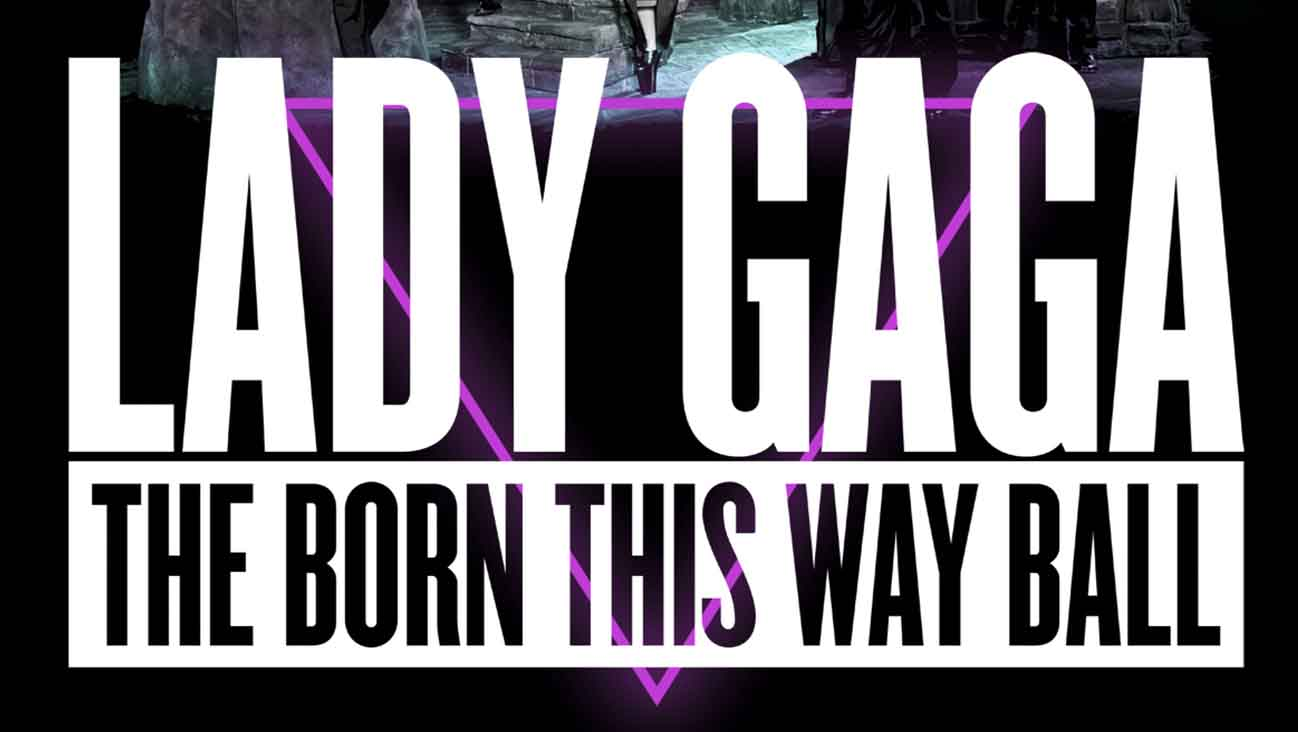 Show de Lady Gaga no estádio do Morumbi 11/11