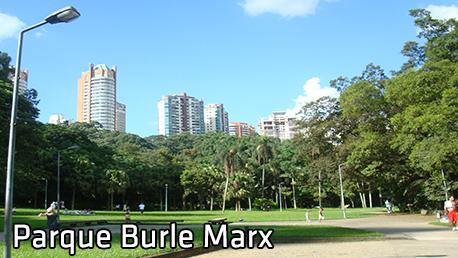 Iniciativa do Parque Burle Marx equilibra corpo e mente