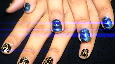 Nail art é a aposta para ficar com as unhas na moda