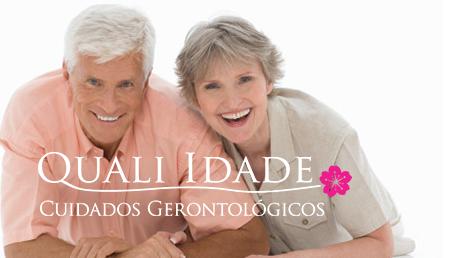 Profissional capacitado no cuidado do idoso