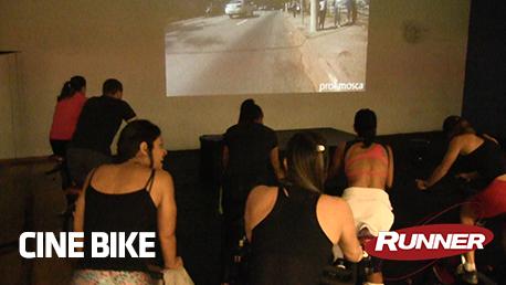 Aula de bike na Runner Morumbi tem trajeto real do bairro