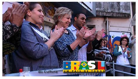 """Ministério da cultura irá investir R$ 2 milhões em """"Pontos de Cultura"""""""